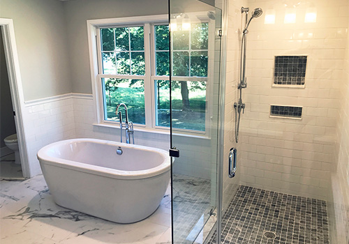 bathroom remodeler mercer county nj